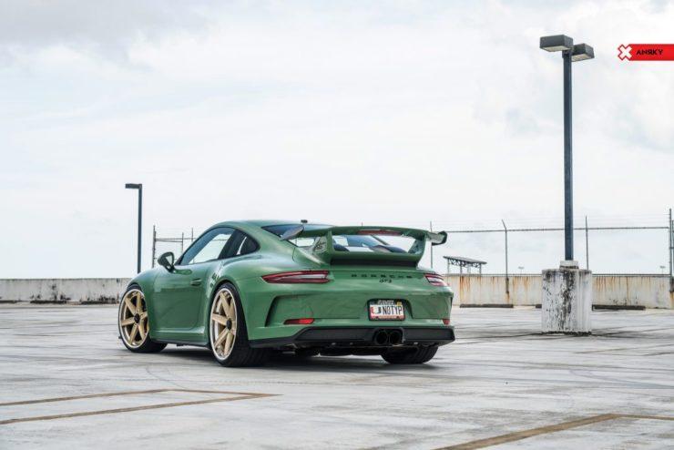 ポルシェ 991 後期 GT3 GT3RS GT2RS カスタム