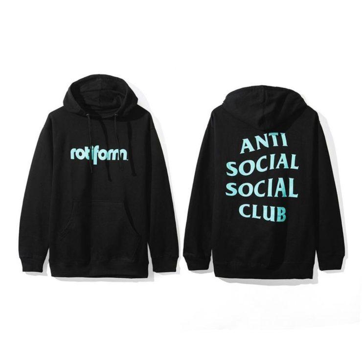 ロティフォーム アンチソーシャルソーシャルクラブ
