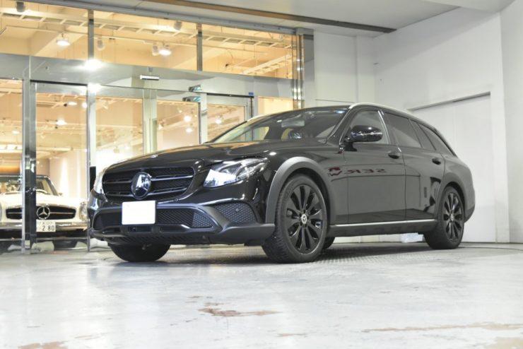 W213 オールテレイン ブラックアウト