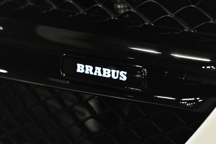 ブラバス AMG GLE ブラックアウト ロワリング