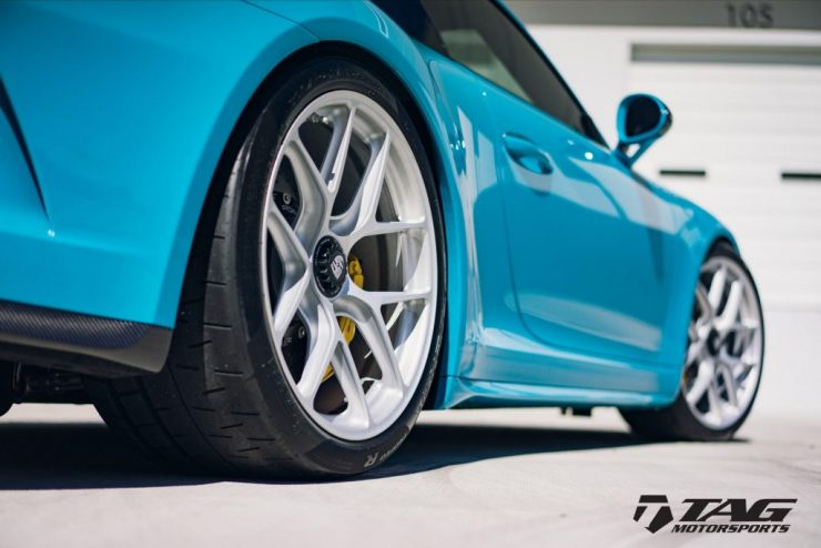ポルシェ GT3RS GT2RS マフラー