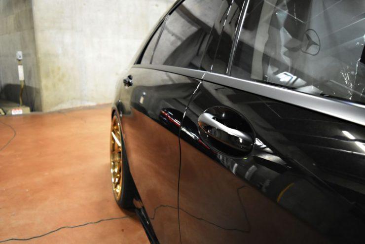 W222 S550 S63 ブラックアウト ADV.1 22インチ