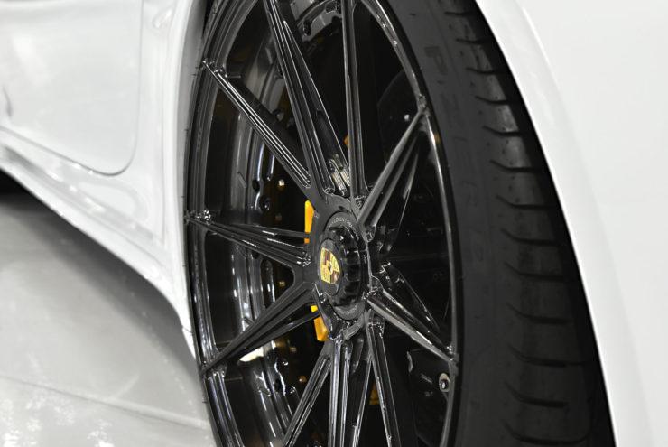 ポルシェ テックアート 21インチ 991ターボ エアロ カスタム