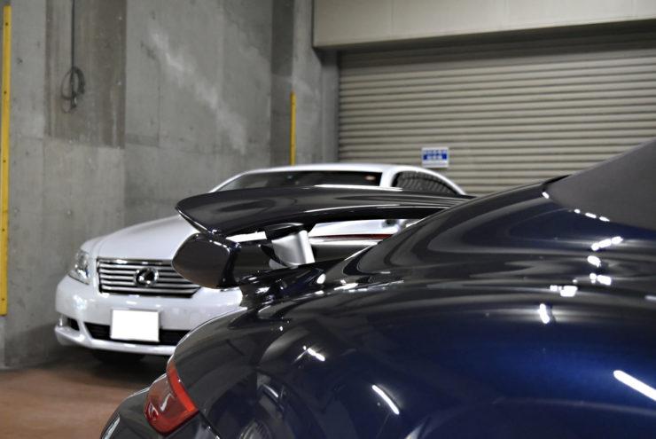 ポルシェ 993 GT3RS 991 GT2RS GT3 リアウィング