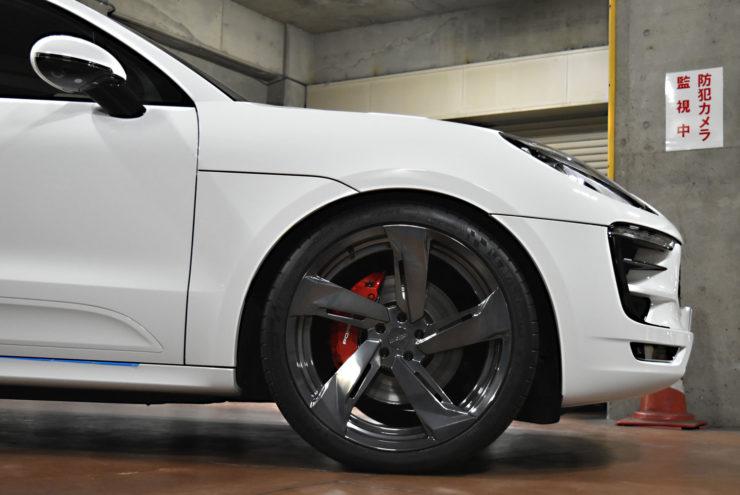 ポルシェ マカン GTS  カイエン パナメーラ ローダウン BCレーシング 車高調