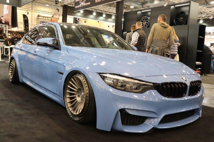 BMW M3 M4 M2 ローダウン 車高調 ロティフォーム スタンス