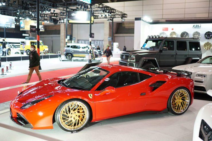 フェラーリ 488 488GTB 1221 ノヴィテック
