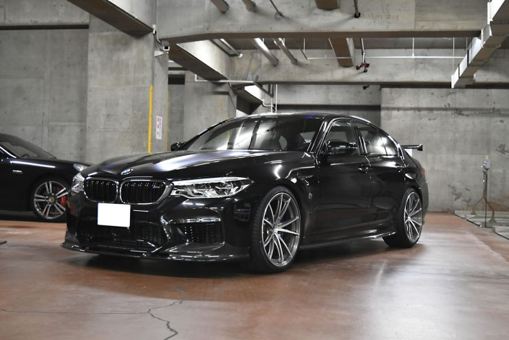 BMW F90M5 M5 エアロ 3Dデザイン