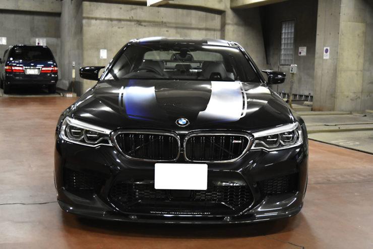 BMW M5 F90 21インチ 3Dデザイン