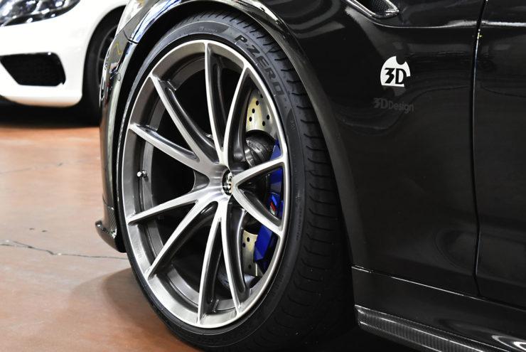 BMW F90 M5 3Dデザイン ローダウン ダウンサス マフラー