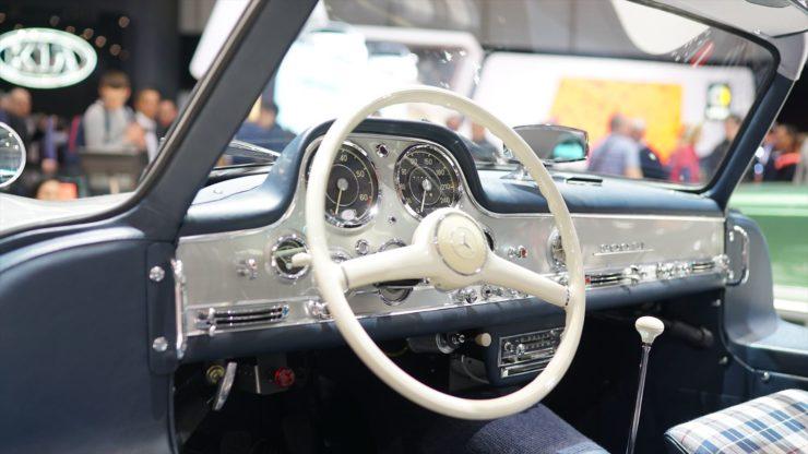 ブラバスクラシック SL 新車 ジュネーブモーターショー