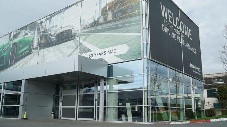 AMG シュトゥットガルト ドイツ ボンドツアー