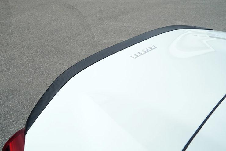 フェラーリ トランクスポイラー ポルトフィーノ カーボン エアロ マフラー