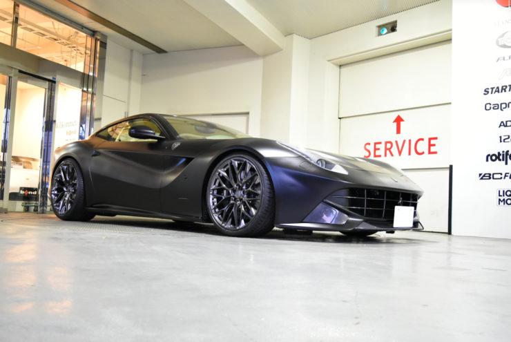 F12 カスタム