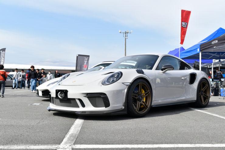 GT3RS カスタム