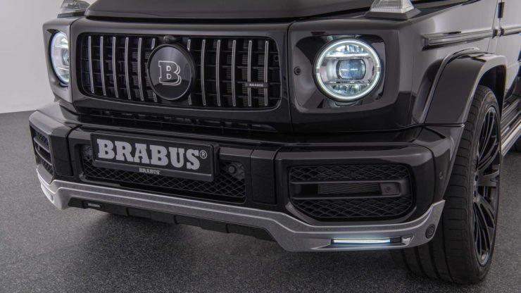 ブラバス G63 フロントリップ W463A 新型G63 エアロ パーツ